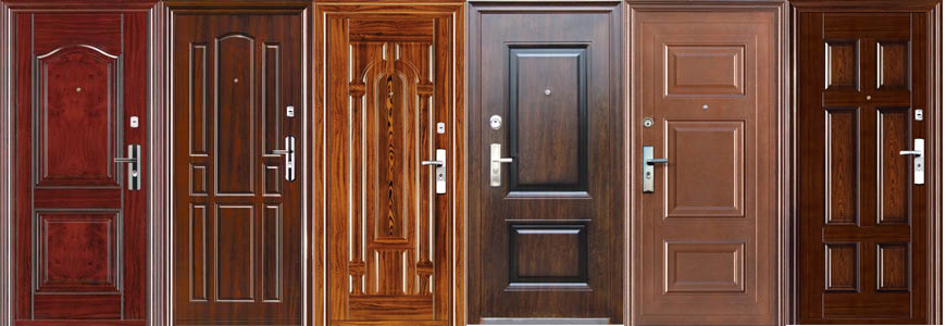 Двери входные китайские