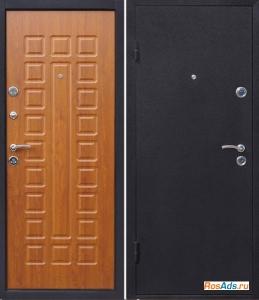 Двери металические или деревянные