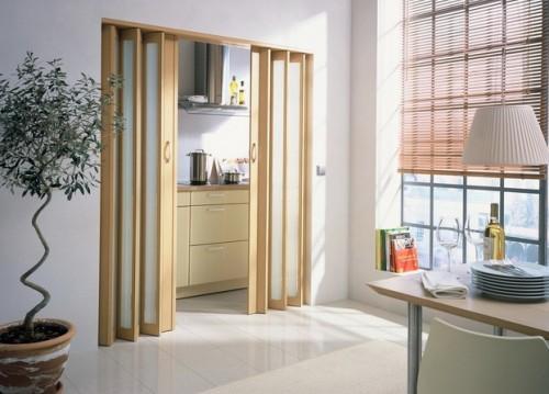 двери-гармошка