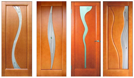 двери межкомнатные мдф