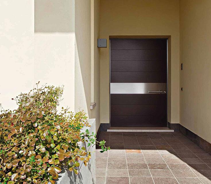 двери металлические oikos