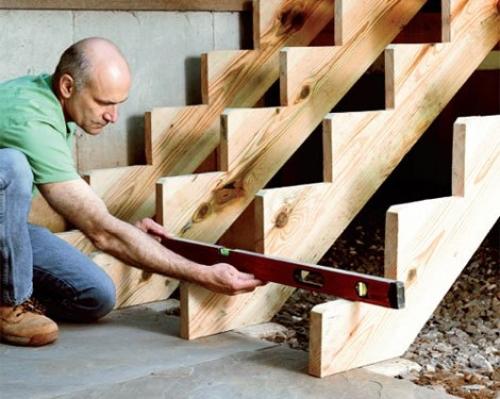 деревянное крыльцо своими руками