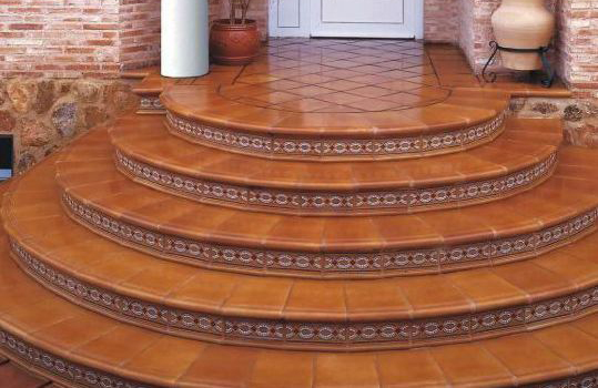 керамическая плитка крыльцо