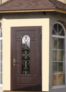 металлическая входная дверь дача