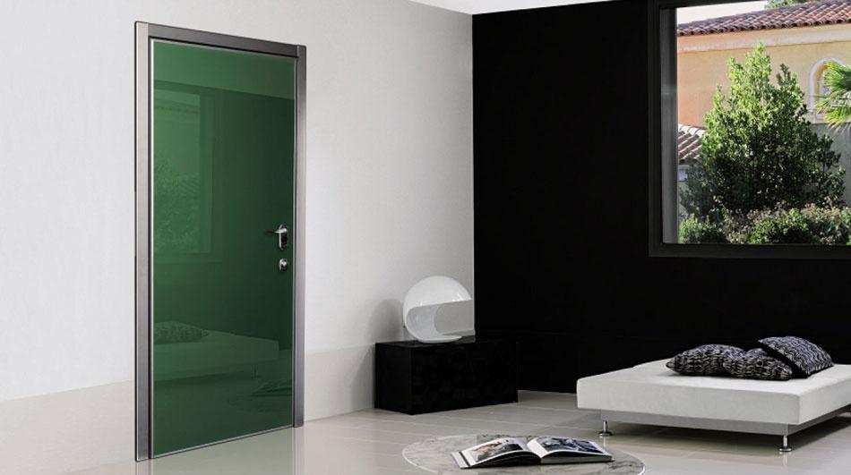 металлические итальянские двери