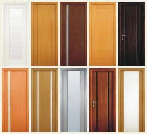 разнообразия предлагаемых дверей