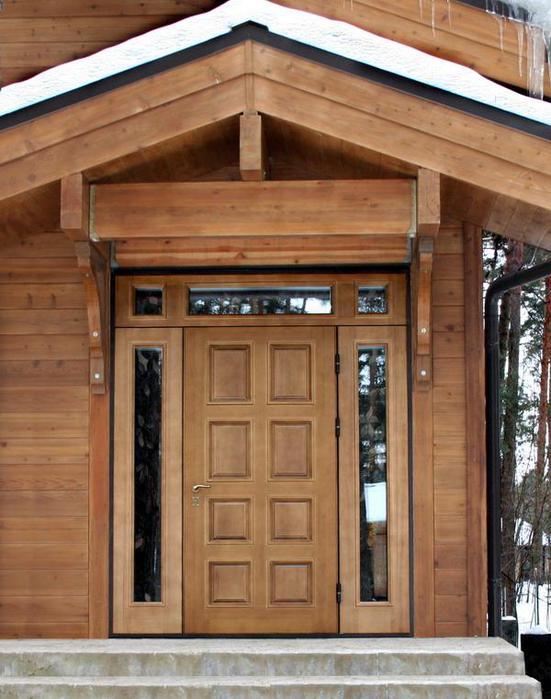 ремонт деревянной двери своими руками