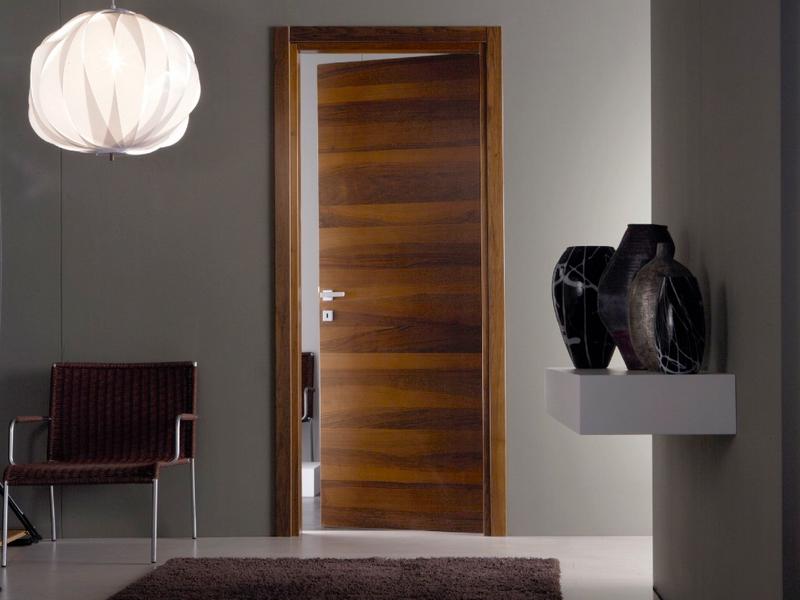 шпонированые межкомнатные двери