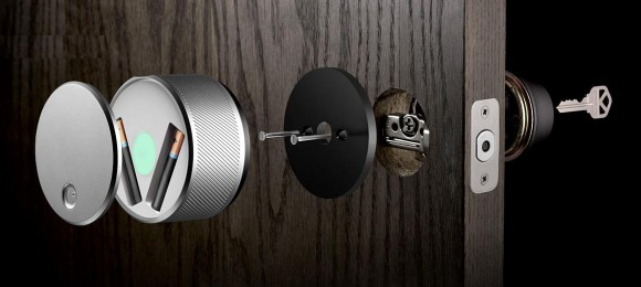 электронный замок на металлическую дверь