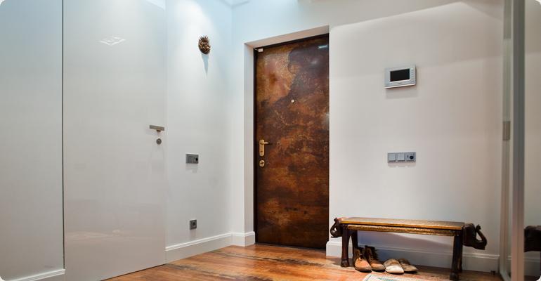 ремонт металлической двери