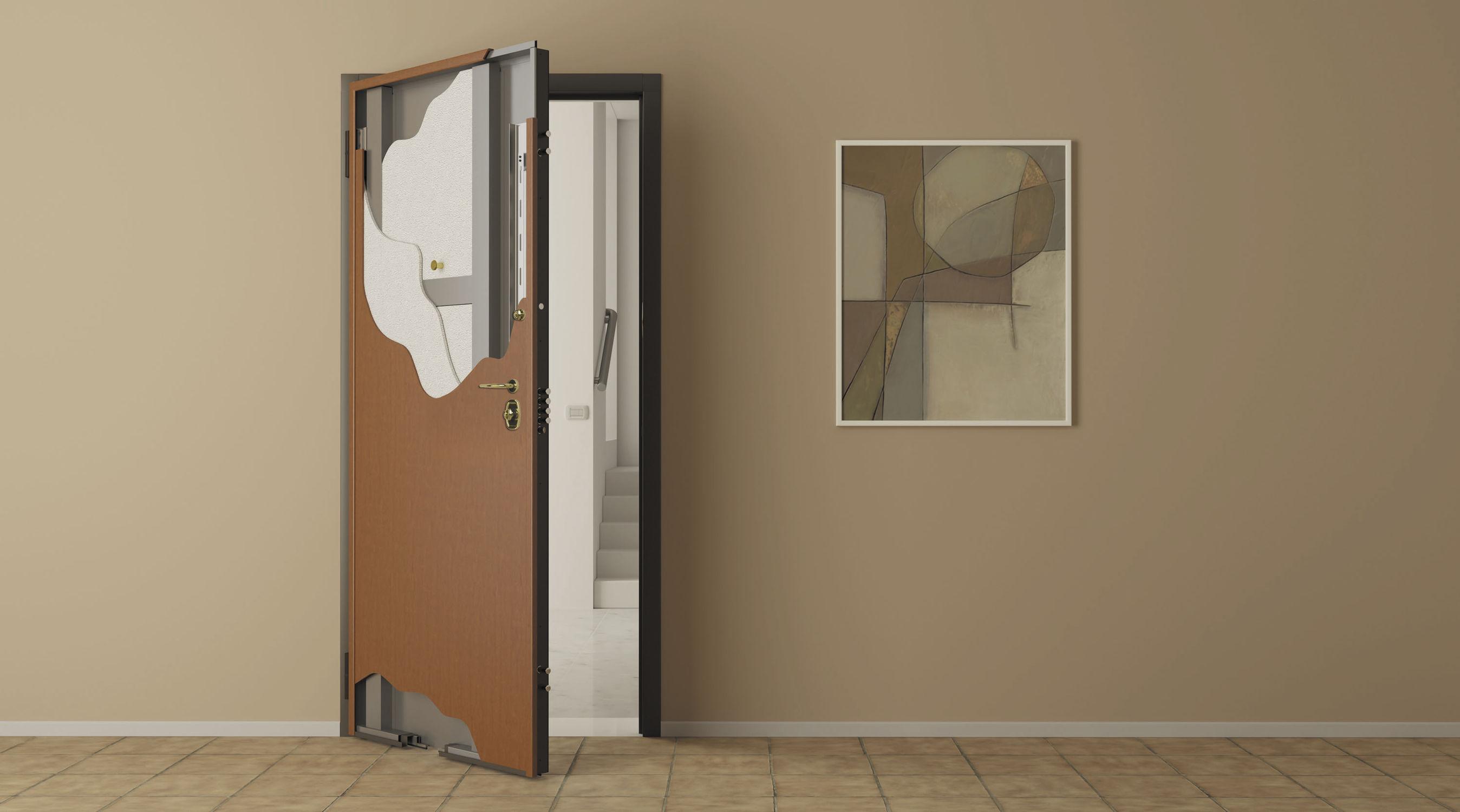 Двери Бульдрос