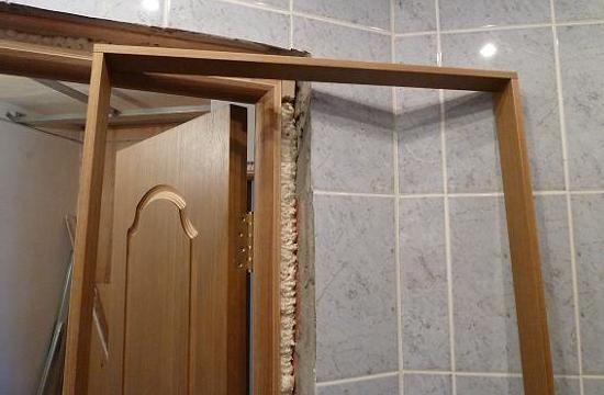доборы для дверей