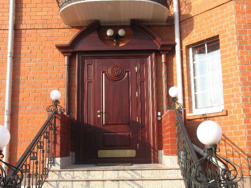 металлические входные двери для загородного дома