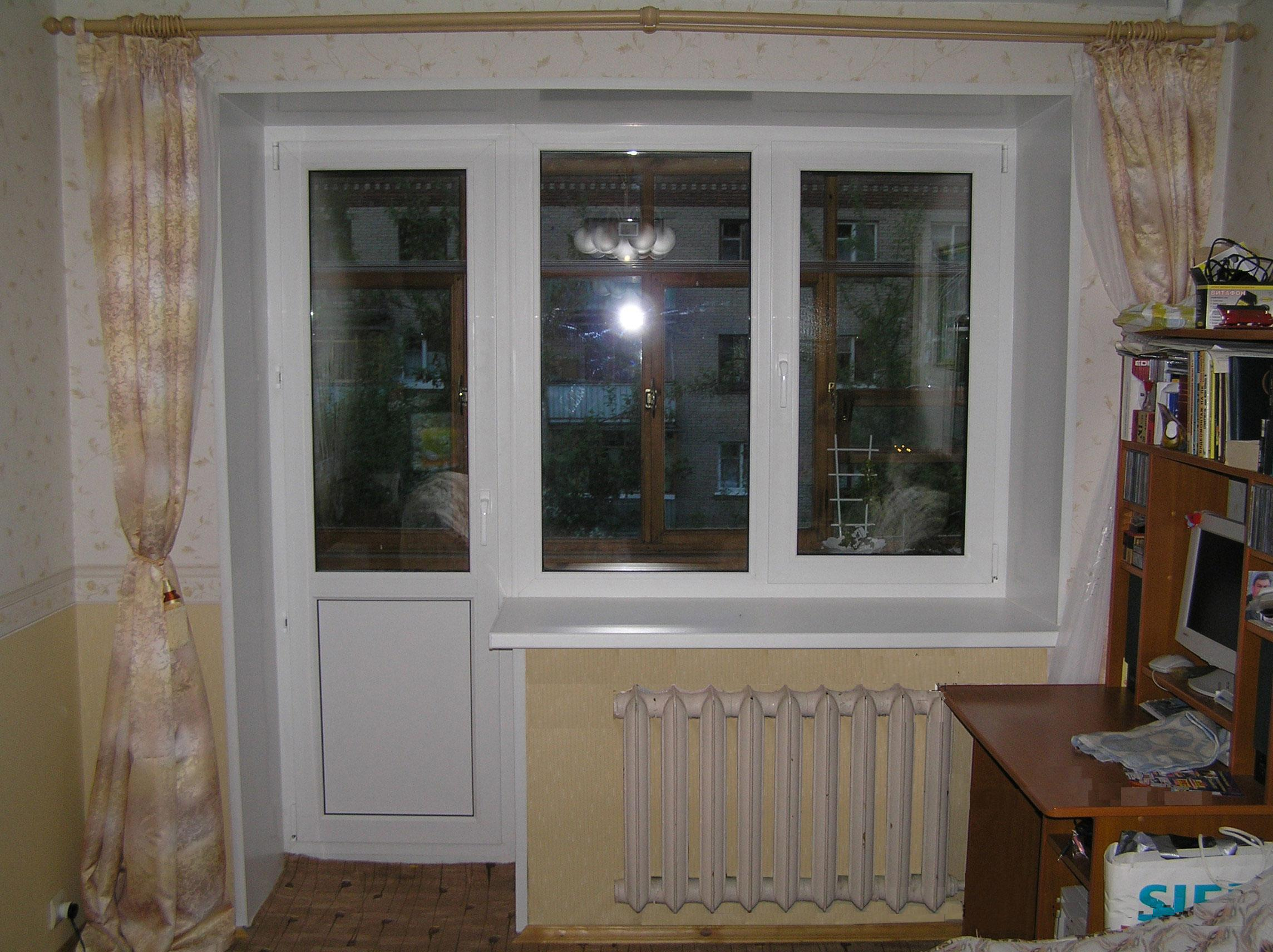 Как сделать балконную дверь плотнее фото 150