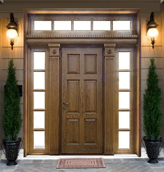 входная дверь утеплитель