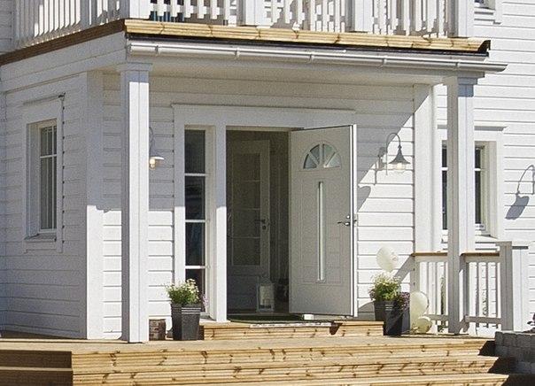 входные финские двери фото