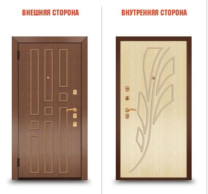 двери класса люкс
