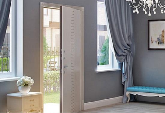 двери металлические ягуар
