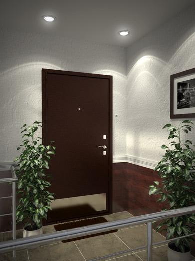 дверь металлическая гост