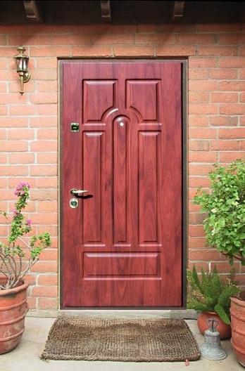 качественная стальная дверь