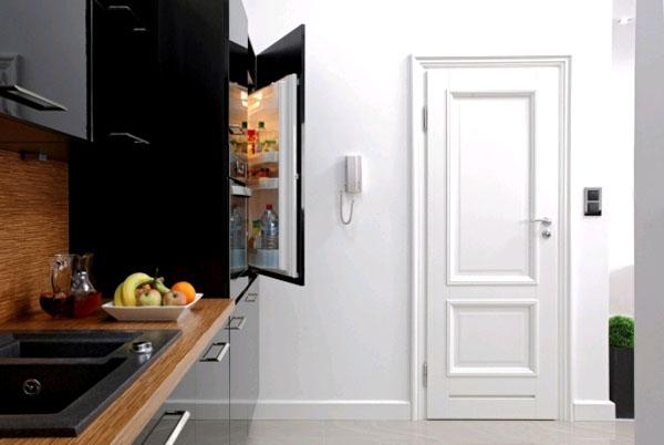 финские белые двери
