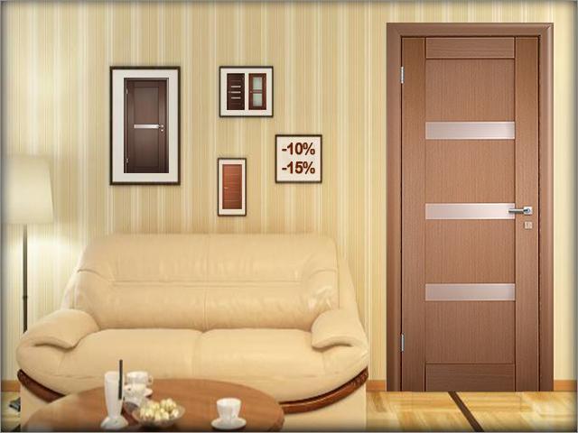 двери «Русский Стандарт»