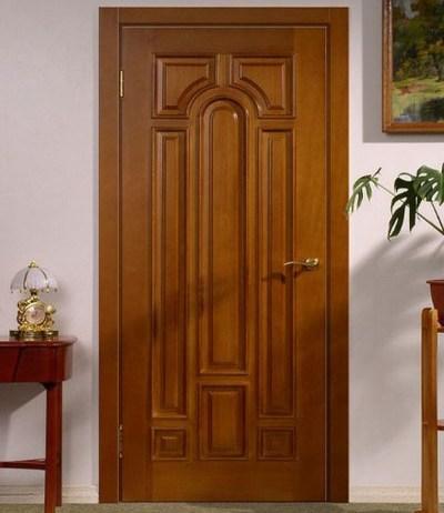 входная дверь деревянная