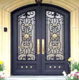 входные меллические двери