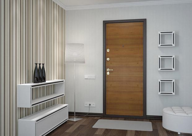 дверь с повышенной звукоизоляцией