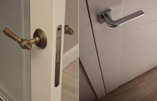 ручки межкомнатных дверей