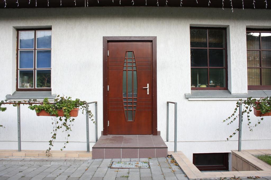 щитовая входная дверь фото