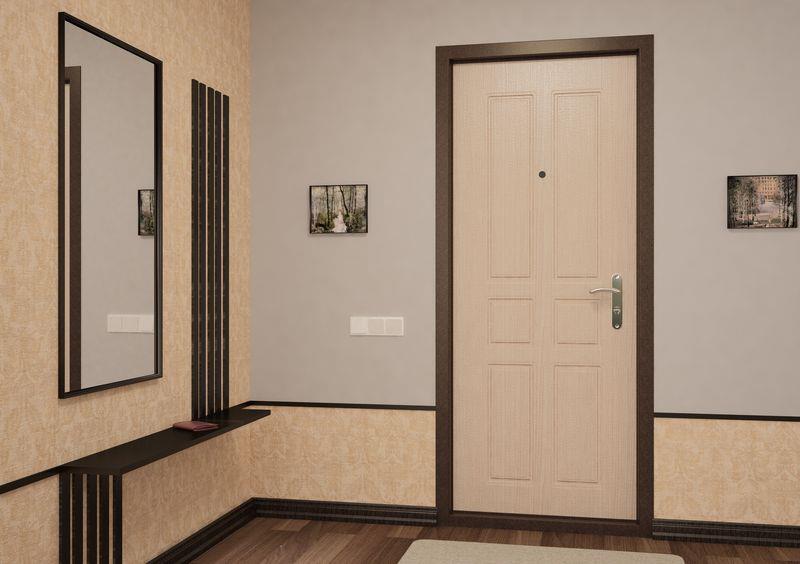 клинские стальные двери
